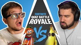 StanPlay AGAINST Ollek - Tomato & Bananas Edition | Fortnite Quiz Battle Royale