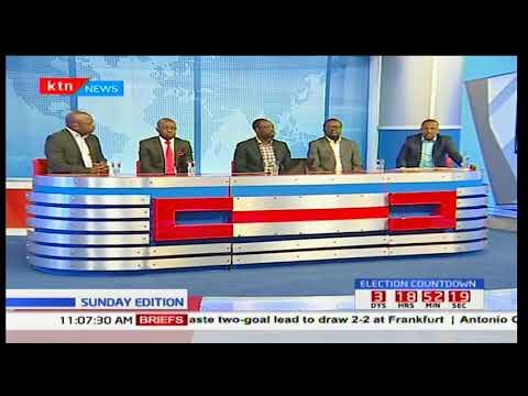 """IEBC Chairman Wafula Chebukati's only option is to declare illegitimacy of the polls"" Dimass Mokua"
