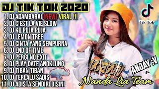 Download lagu Dj Tik Tok Terbaru 2020   Dj Adambarai Full Album Remix 2020 Full Bass Viral Enak
