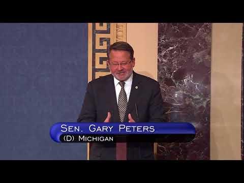 Peters Floor Speech on 2018 Budget