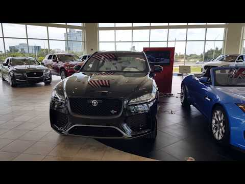 2020 Jaguar F-Pace SVR quick look - Loud, fast, and ready to pounce on it's rivals