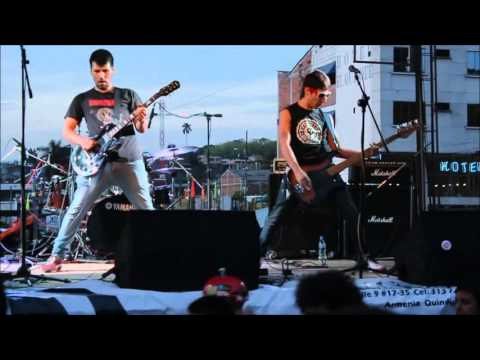 Los Bombillos Peludos | Armenia Rockafést 2015