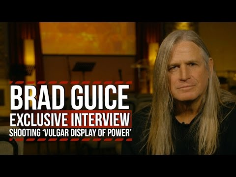Brad Guice on Photographing Pantera's 'Vulgar Display of Power' Album Cover - Loudwire Legacy