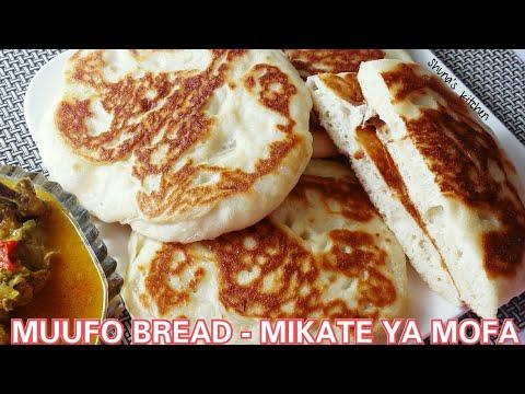 Mikate ya mofa - Muufo bread