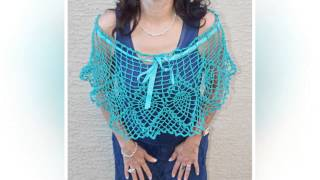 Crochet Pattern For A Bed Jacket