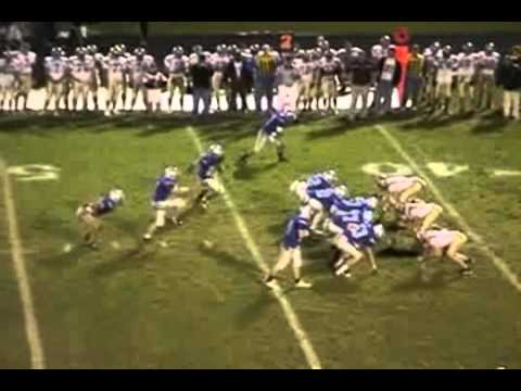 Part I - Sean Williams Olentangy Liberty HS Football RB - Sample offensive football highlights