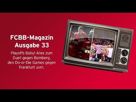 FC Bayern Basketball-Magazin, Ausgabe 33