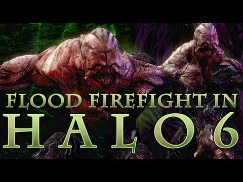 Flood Firefight in Halo 6 - Tyrant's Halo Q&A (BONUS! - Tyrant Origins and Conspiracy!)