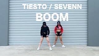 Video Tiësto & Sevenn - BOOM (Jane Kim Choreography). dance cover by 155cm download MP3, 3GP, MP4, WEBM, AVI, FLV Desember 2017