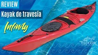 "Vídeo: Kayak de travesía ""Infinity"""