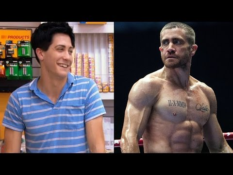 Jake Gyllenhaal ★ Mindset And Body Transformation