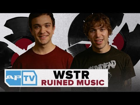 WSTR Talk Ruined Music With 'Alternative Press'