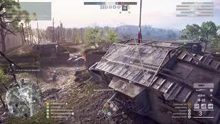 Battlefield 1 - Conquest - Rupture - Huge Fail