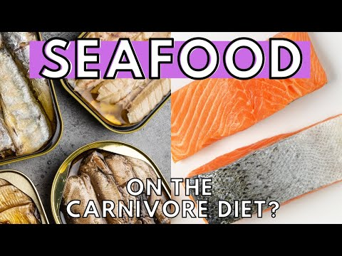 Fish On A CARNIVORE DIET? | Can You Eat SEAFOOD On A Carnivore Diet?