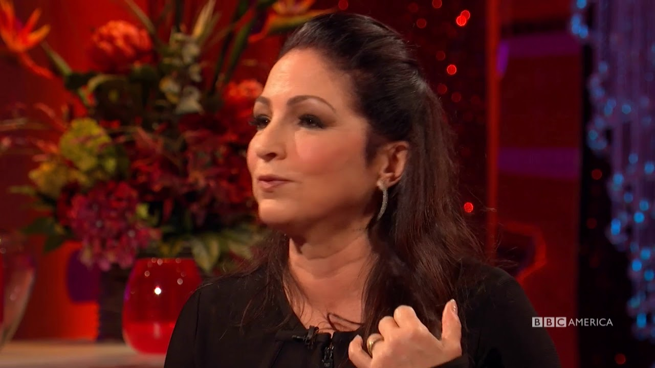 Gloria Estefan's Husband Has A Rough Time Remembering Things - The Graham Norton Show