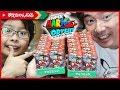 一発コンプ狙い!w チョコエッグ(スーパーマリオオデッセイ) 2BOX(20個)開封! Super Mario Odyssey | まえちゃんねる