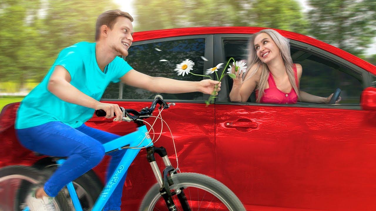 Rich Girlfriend vs Broke Boyfriend