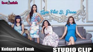 Gambar cover Jupe Feat D'Perez - Ku Dapat Dari Emak (Studio Clip)