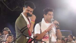 এ বৰুৱা জীয়েকক Boruah jiyekok dekhile FULL VIDEO SONG !! Neel Akash & Kusum Kailask !! Live Show !!