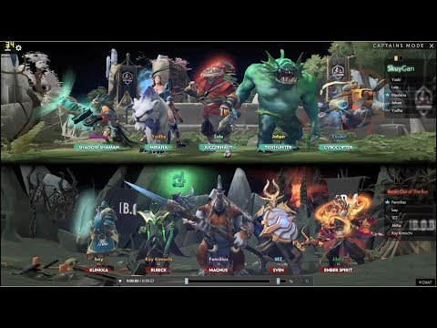 SkuyGan vs Boom Out of the Box (Game 2)   Interfest 2019  