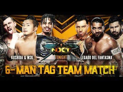 Download MSK & Kushida vs Legado del Fantasma (Full Match Part 2/2)