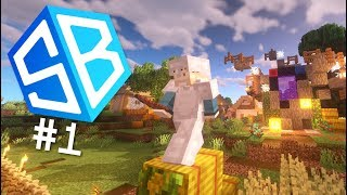 Minecraft - A FRESHY START ! Ep.1 - SOURCEBLOCK SMP ( Lets Play )