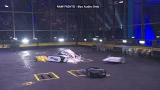 BattleBots Basement Tapes: THE FOUR HORSEMEN vs. SUBZERO