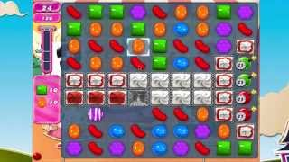 Candy Crush saga  693  Beat Level in 8 Moves!