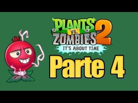 Plants vs Zombies 2 - Parte 4 Bugalú Eléctrico - Español