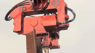 Video still for MKT V 5ESC Vibratory Pile Driver
