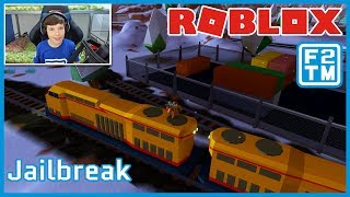 Roblox Jailbreak Train Robbery Update is Here! Jailbreak Winter Update!!!