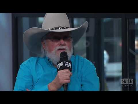 """Charlie Daniels Stops By To Talk About His Memoir, """"Never Look at the Empty Seats"""""""