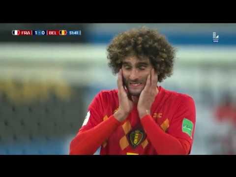¡GOL DE FRANCIA!  | Francia vs Bélgica