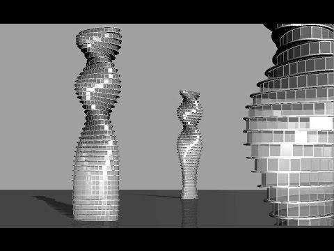 Arquitectura parametrica youtube for Arquitectura parametrica
