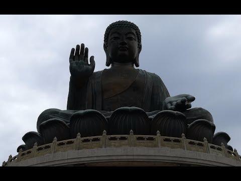 The Biggest Buddha in the World - Tian Tan - Lantau Island, Hong Kong
