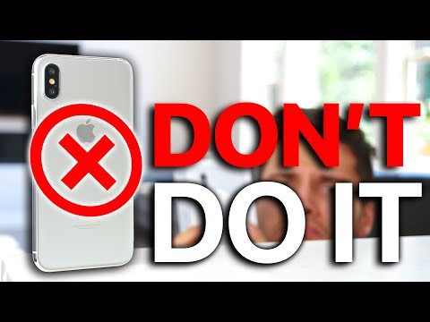 Download Youtube: 10 Reasons NOT To Buy iPhone X!