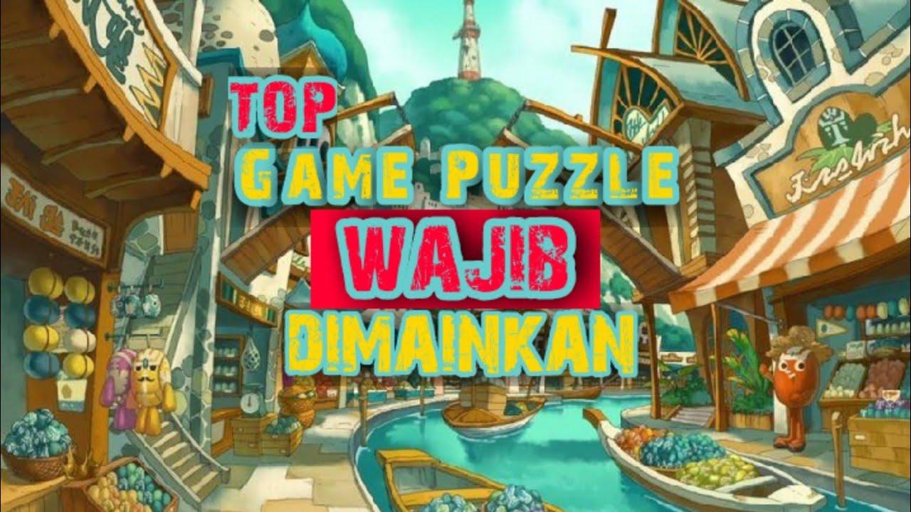 5 Game puzzle offline menantang untuk android & ios #1