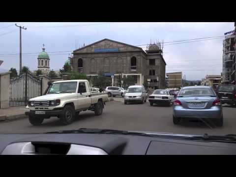Trip to Ethiopia - ADDIS ABABA CITY - AROUND BOLE AND GOTERA