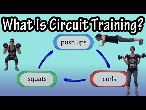 What Is Circuit Training Health Benefits Of Circuit TrainingIs Circuit Training Good