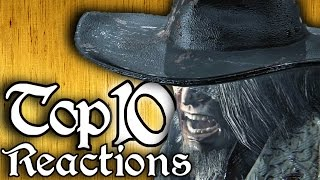 Bloodborne - Top Ten Reactions! (7)