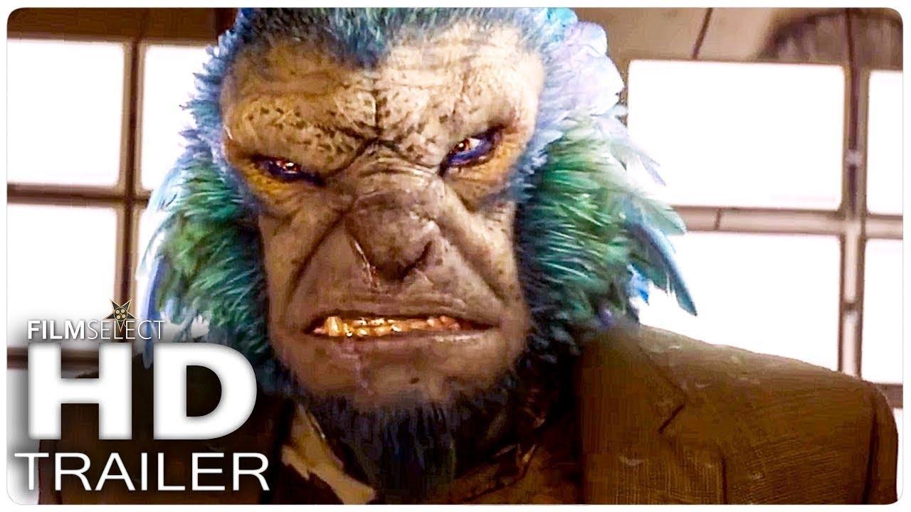 BEST MOVIE TRAILERS 2018 (December)
