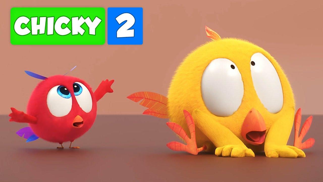 Onde está Chicky? TEMPORADA 2 | BRINQUEDO DE POYO | Desenhos Animados Infantil
