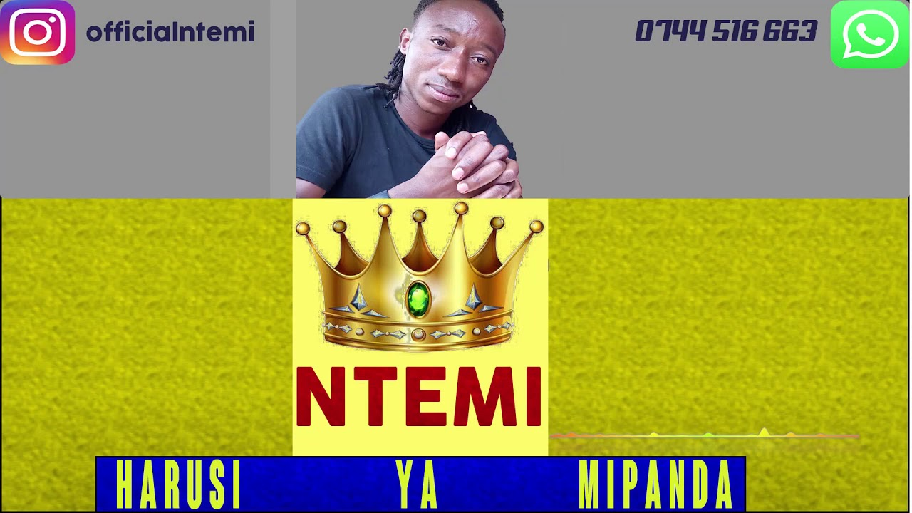 Download Ntemi _Harusi ya Mipanda Official Audio