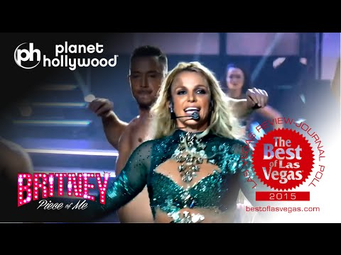 Britney Spears - Till The World Ends & Final Live from Las Vegas [April 2016]