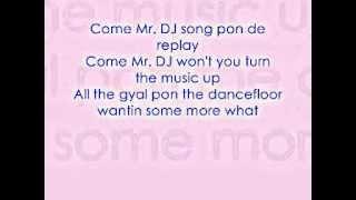Rihanna - Pon De Replay Lyric Video