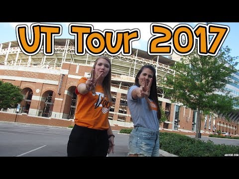 UNIVERSITY OF TENNESSEE TOUR | PART 2