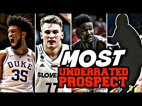 2018 NBA Draft: The Most Underrated Prospect