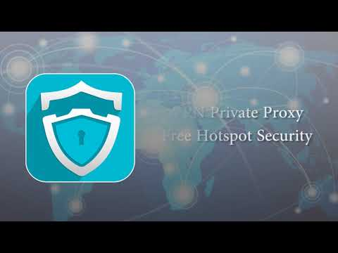 VPN Private Proxy - Free Hotspot Security