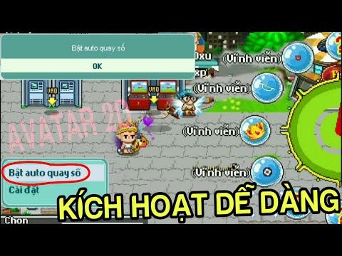 tai game avatar hack khong can kich hoat - Auto quay số kích hoạt nhanh gọn (Avatar 2D Teamobi)