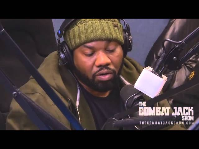 The Combat Jack Show: Raekwon the Chef, Part I